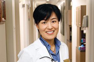 Dr. Kimberly H. Kim, D.D.S. M.S.D. Ph.D.